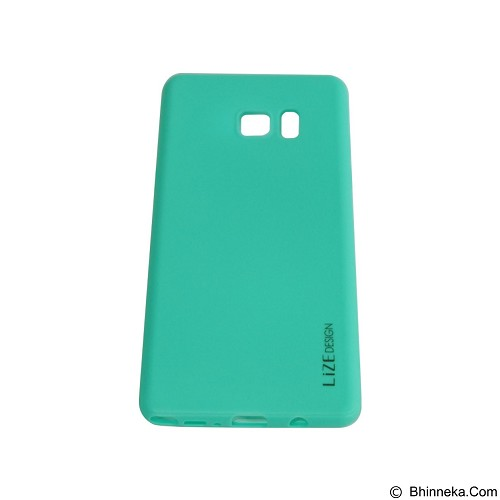 LIZE Silicon Softcase for Samsung Galaxy Note 7 - Tosca (Merchant) - Casing Handphone / Case