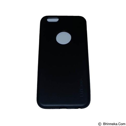 LIZE Softcase Apple iPhone 6/6s - Black (Merchant) - Casing Handphone / Case