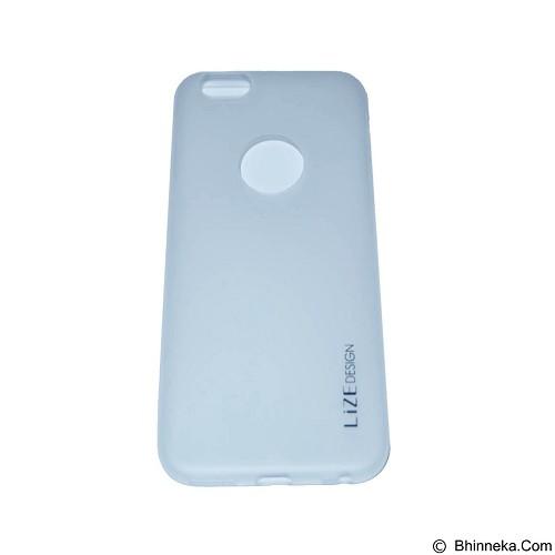 LIZE Softcase Apple iPhone 6/6s - Transparent (Merchant) - Casing Handphone / Case