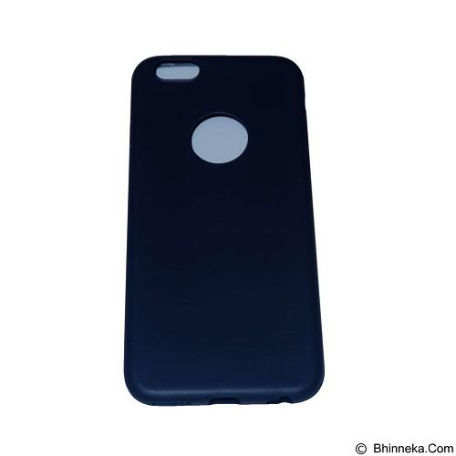 LIZE Softcase Apple iPhone 6 Plus/6s Plus - Dark Blue (Merchant) - Casing Handphone / Case