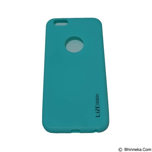LIZE Softcase Apple iPhone 6 Plus/6s Plus - Light Blue (Merchant) - Casing Handphone / Case