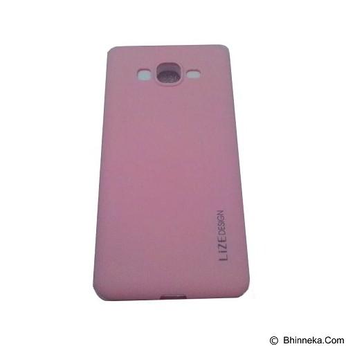 LIZE Softcase Samsung Galaxy J2 - Pink (Merchant) - Casing Handphone / Case