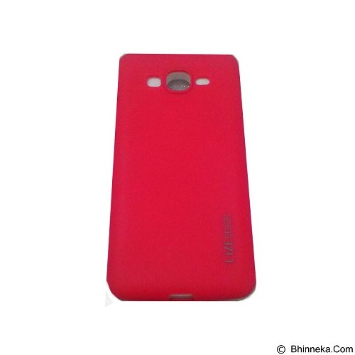 LIZE Softcase Samsung Galaxy J2 - Red (Merchant) - Casing Handphone / Case