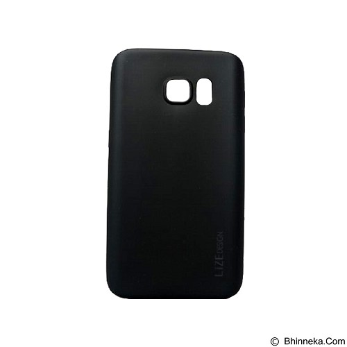 LIZE Softcase Samsung Galaxy S7 - Blacks (Merchant) - Casing Handphone / Case