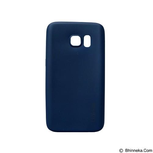 LIZE Softcase Samsung Galaxy S7 - Drak  Blue (Merchant) - Casing Handphone / Case