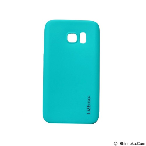 LIZE Softcase Samsung Galaxy S7 Edge - Green Tosca (Merchant) - Casing Handphone / Case