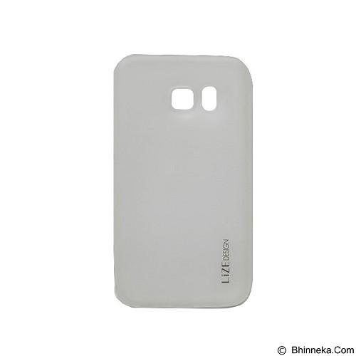 LIZE Softcase Samsung Galaxy S7 Edge - Transparent (Merchant) - Casing Handphone / Case