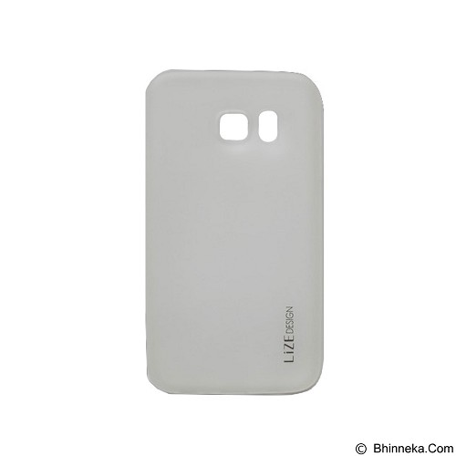 LIZE Softcase Samsung Galaxy S7 - Transprent (Merchant) - Casing Handphone / Case