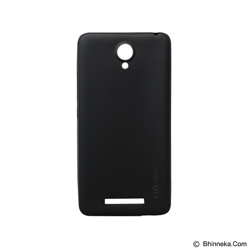 LIZE Softcase Xiaomi Redmi Note 2 - Black (Merchant) - Casing Handphone / Case