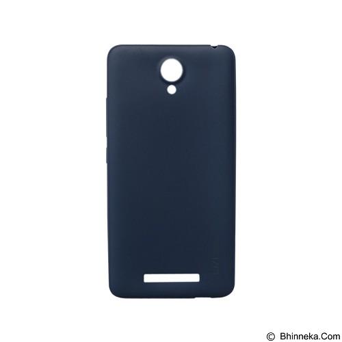 LIZE Softcase Xiaomi Redmi Note 2 - Dark Blue (Merchant) - Casing Handphone / Case