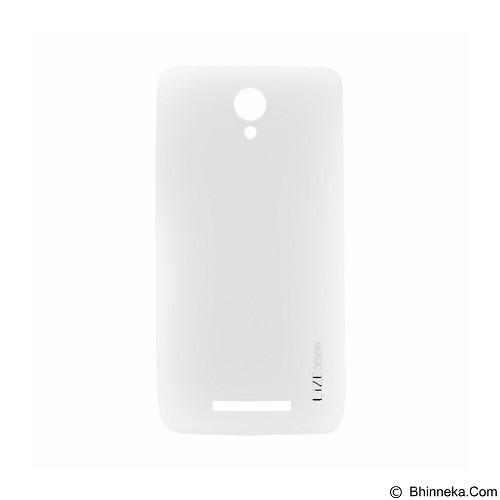 LIZE Softcase Xiaomi Redmi Note 2 - Transparent (Merchant) - Casing Handphone / Case