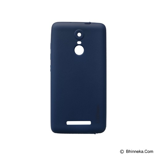 LIZE Softcase Xiaomi Redmi Note 3 - Dark  Blue (Merchant) - Casing Handphone / Case