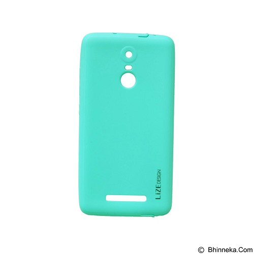LIZE Softcase Xiaomi Redmi Note 3 - Green Tosca (Merchant) - Casing Handphone / Case
