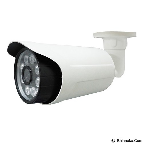 LOEWIX Camera CCTV AHD [LX-1813-AHD] - White (Merchant) - Cctv Camera