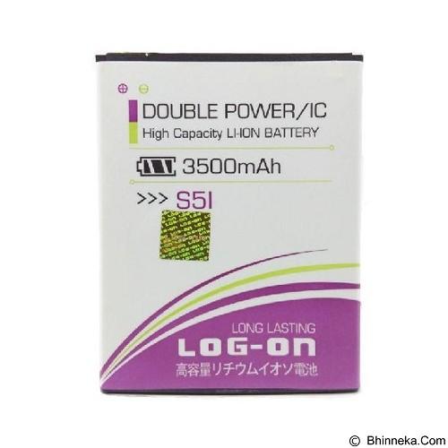 LOG ON Advan Vandroid S5i Battery [LOGBATTADV-S5I] - Handphone Battery