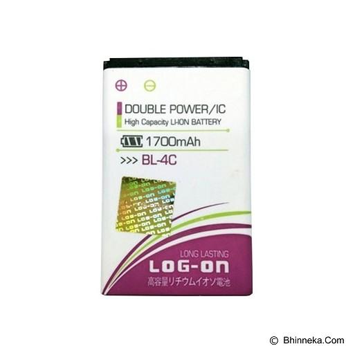 LOG ON BL-4C For Nokia 5100/6100 Battery [LOGBATTNOK-BL4C] - Handphone Battery