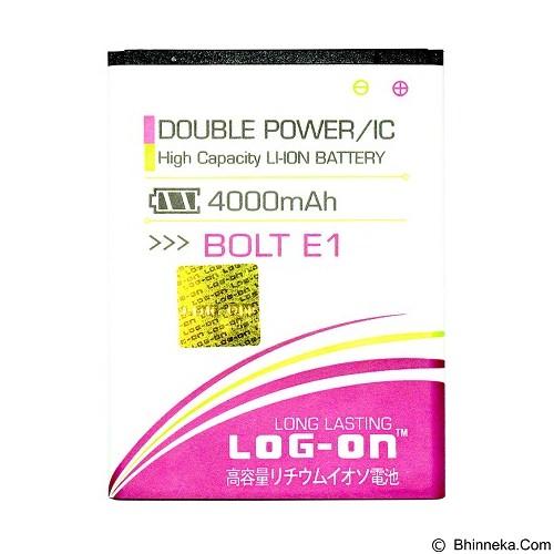 LOG ON BOLT Power Phone E1 4G LTE Battery  [LOGBATTBOLT-E1] - Handphone Battery