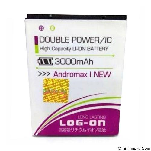 LOG ON Smartfren Andromax I New Battery [LOGBATTSFREN-AMAX-INEW] - Handphone Battery