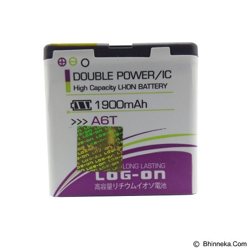 LOG ON Evercoss A6T Battery [LOGBATTECOSS-A6T] - Handphone Battery