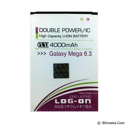 LOG ON Samsung Galaxy Mega 6.3/I9200 Battery [LOGBATTSAM-MEGA63] - Handphone Battery
