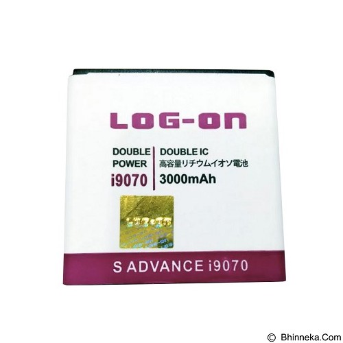 LOG ON Samsung Galaxy S Advance/I9070 Battery [LOGBATTSAM-SADVANCE-I9070] - Handphone Battery