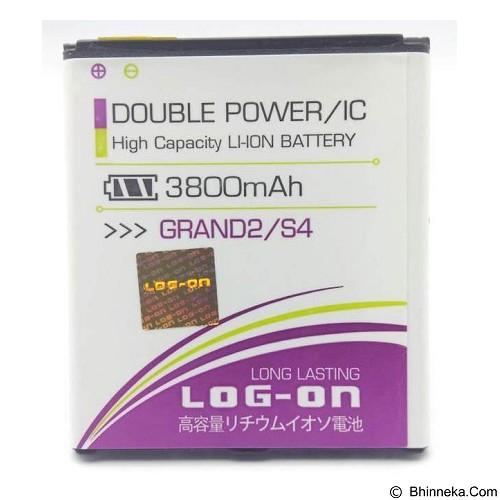 LOG ON Samsung Galaxy S4/Grand2 Battery [LOGBATTSAM-grand2-S4] - Handphone Battery