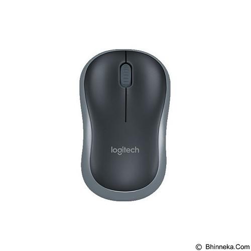 LOGITECH Wireless Mouse M185 [910-002255] - Grey (Merchant) - Mouse Basic