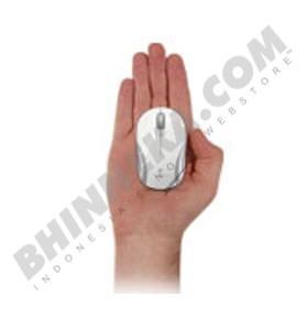LOGITECH Wireless Mini Mouse M187 [910-002783] - White (Merchant) - Mouse Mobile