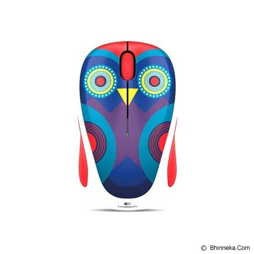 LOGITECH Wireless Mouse M238 [910-004494] - Ophelia Owl (Merchant) - Mouse Basic