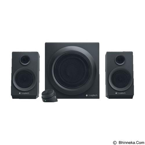 LOGITECH 2.1 Speaker Z333 [980-001252] - Speaker Computer Basic 2.1