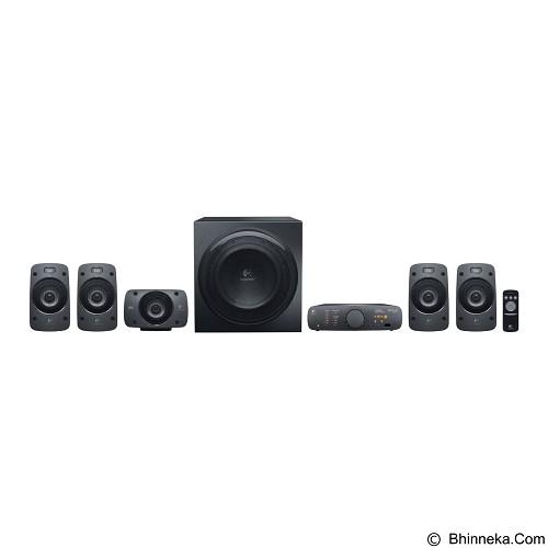 LOGITECH 5.1 Speaker Z906 [980-000468] - Speaker Computer Performance 5.1