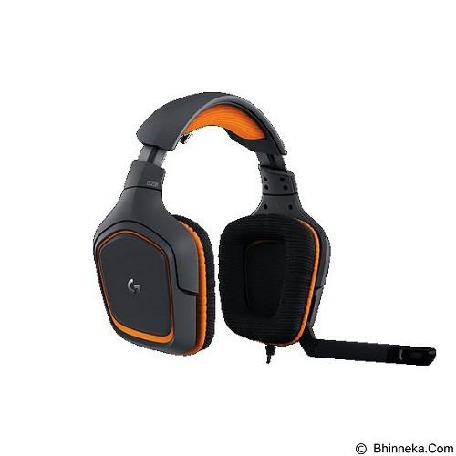 LOGITECH G231 Prodigy Gaming Headset [981-000629] - Gaming Headset
