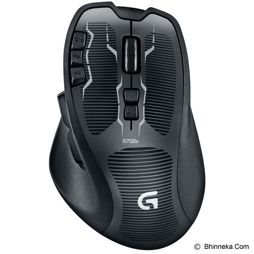 LOGITECH G700S Rechargeable Gaming Mouse [910003580] (Merchant) - Gaming Mouse