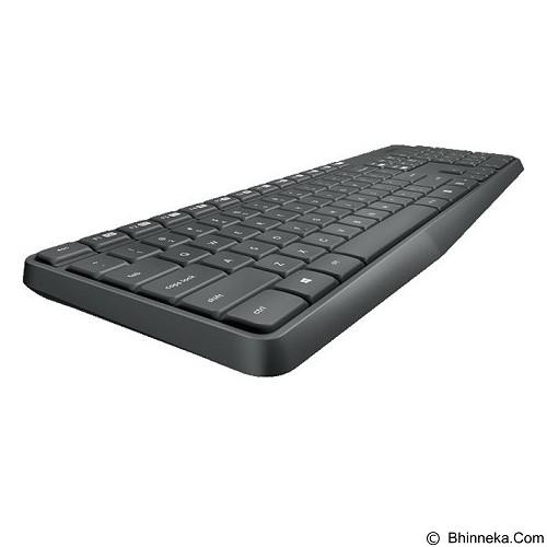 LOGITECH Wireless Combo MK235 [920-007937] - Keyboard Mouse Combo
