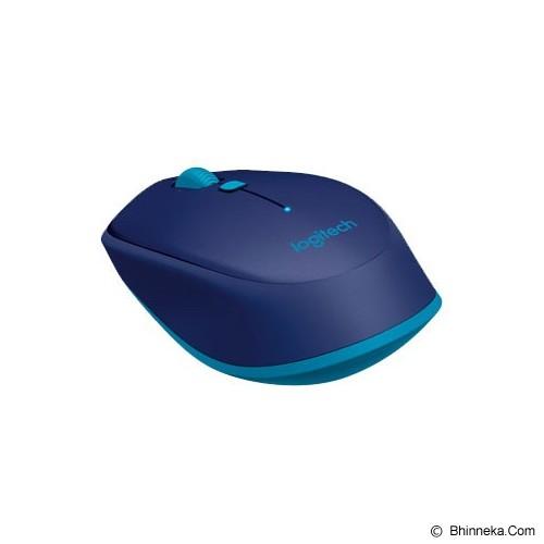 LOGITECH M337 Bluetooth Mouse [910-004534] - Blue - Mouse Desktop