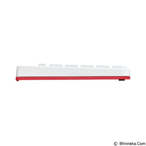 LOGITECH MK240 Nano Wireless Combo [920-008201] - White - Keyboard Mouse Combo