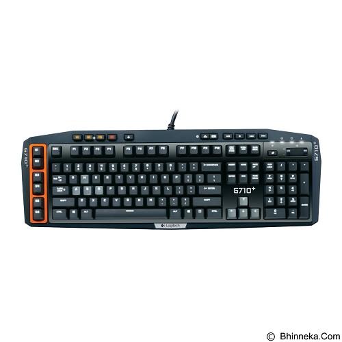 LOGITECH Mechanical Gaming Keyboard G710+ [920-003889] - Gaming Keyboard