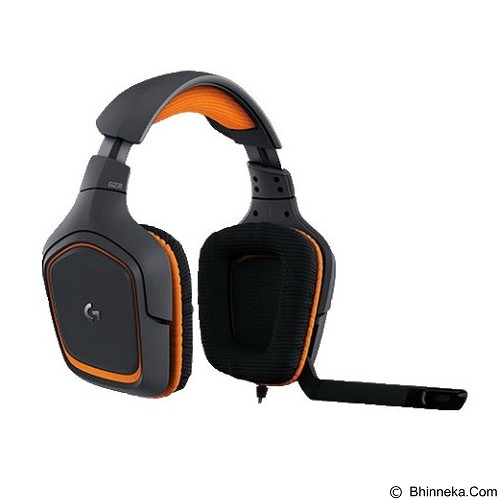 LOGITECH Prodigy Gaming Headset [G231] (Merchant) - Gaming Headset