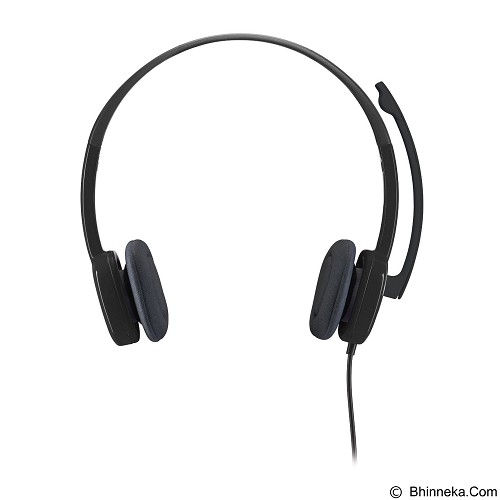 LOGITECH Stereo Headset H151 (Merchant) - Headset Pc / Voip / Live Chat