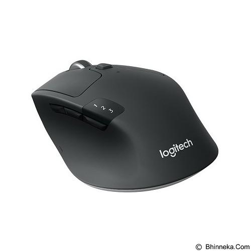 LOGITECH Triathlon Wireless Optical Mouse [M720] (Merchant) - Mouse Desktop