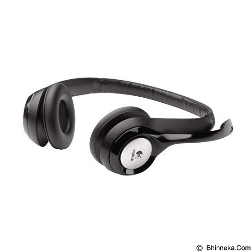 LOGITECH USB Headset H390 [981-000485] - Headset Pc / Voip / Live Chat