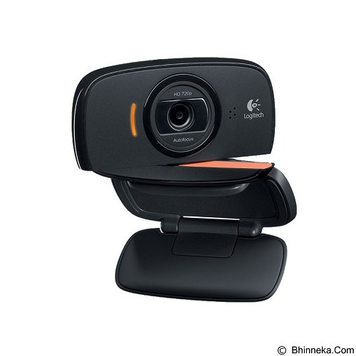 LOGITECH Webcam B525 [960-000841] - Web Cam Clip-On