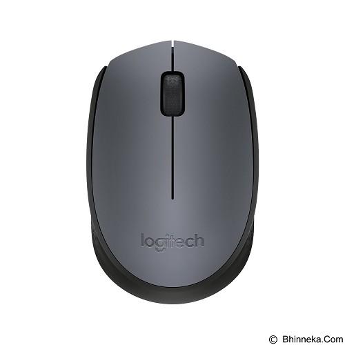 LOGITECH Wireless Mouse M171 [910-004655] - Grey