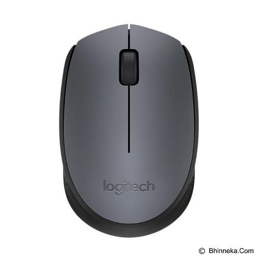 LOGITECH Wireless Mouse [M171] - Grey (Merchant) - Mouse Mobile