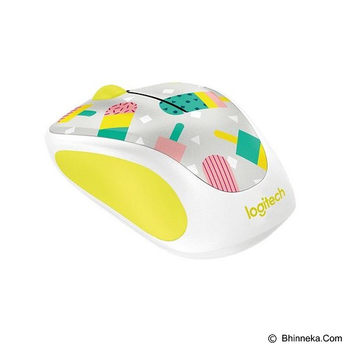 LOGITECH Wireless Mouse M238 Party Collection [910-004719] - Popsicles - Mouse Basic