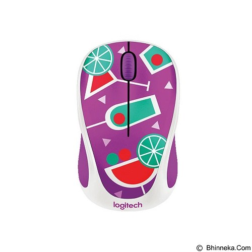 LOGITECH Wireless Mouse M238 Party Collection [910-004785] - Cocktail - Mouse Basic