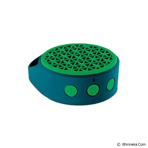 LOGITECH Wireless Speaker X50 [980-001088] - Green - Speaker Bluetooth & Wireless