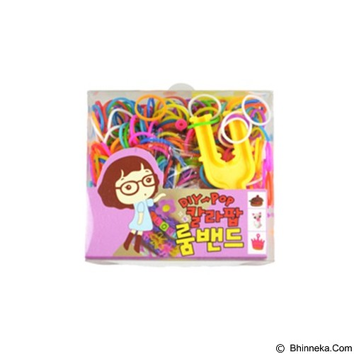 LOOM BANDS Mini Kit Rubber Charm (Merchant) - Beauty and Fashion Toys