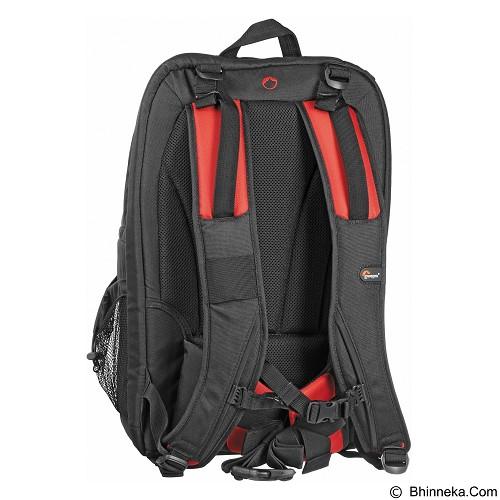 LOWEPRO Fastpack 350 - Red - Camera Backpack