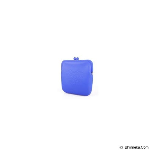 LTISHOP Fashion Silicone Bag [DS057] - Blue - Cross-body Bag Wanita